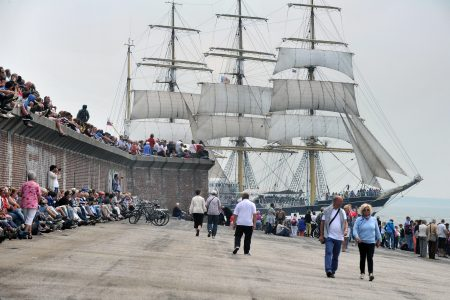 vlootschouw sail